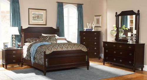 B Houghton Bedroom Set 1557