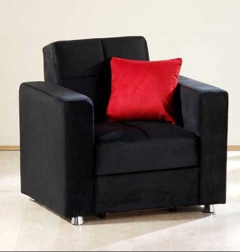 Elegant Chair - Rainbow Black