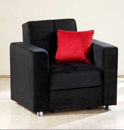 Elegant Chair - Rainbow Black