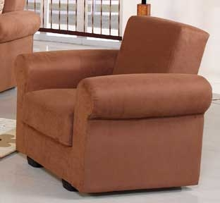 Elita Chair - Rainbow Brown