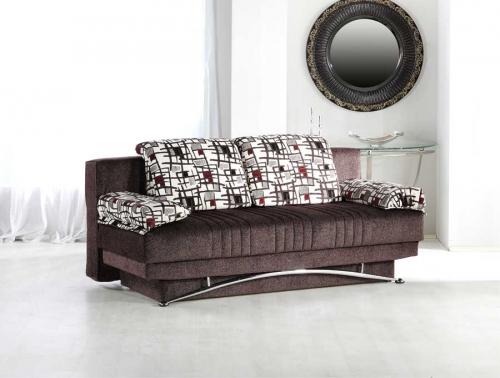 Istikbal Fantasy Sofa - Aristo Burgundy