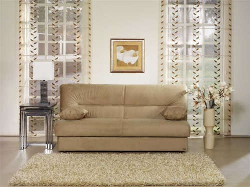 Regata Sofa - Rainbow Dark Beige