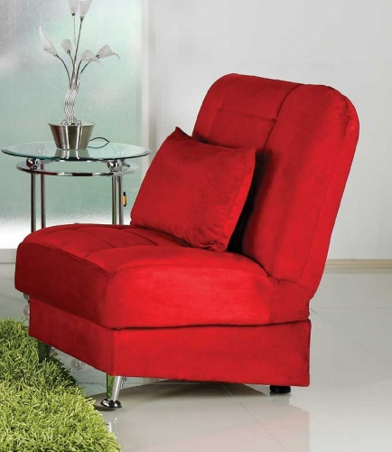 Vegas Chair - Rainbow Red