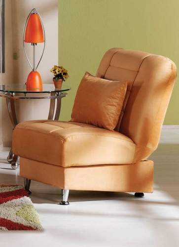 Vegas Chair - Rainbow Light Orange