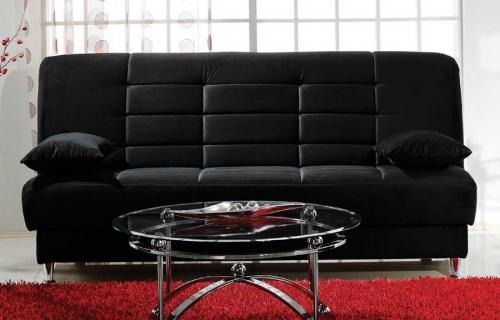 Vegas Sofa - Rainbow Black