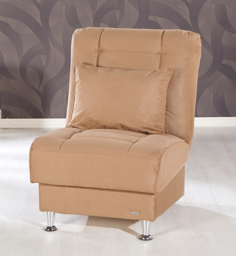 Vegas Chair - Rainbow Brown