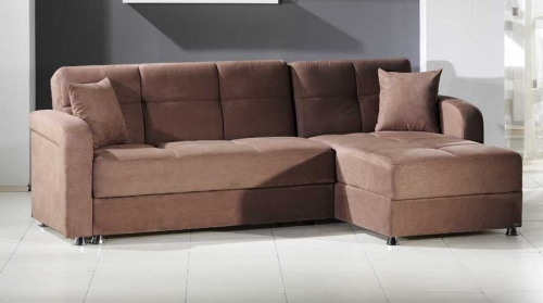 Vision Sectional - Rainbow Truffle