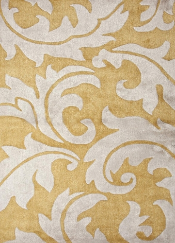 Blue Aloha BL08 Golden Apricot Area Rug