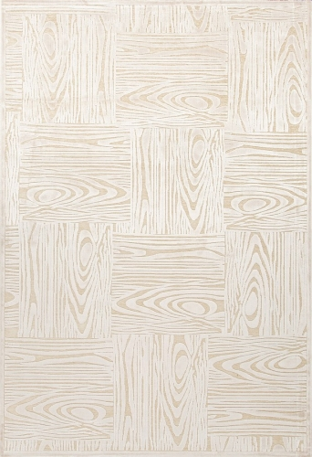Fables Engrain FB42 Cream Area Rug