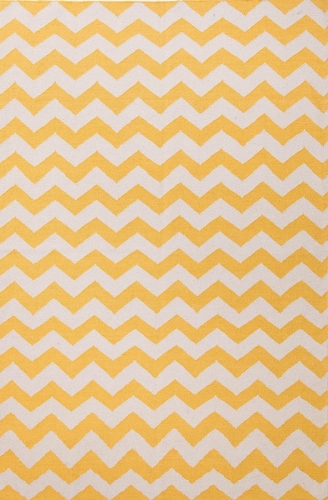 Maroc Lola MR106 Yellow Area Rug