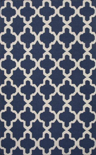 Maroc Aster MR107 True Navy Area Rug