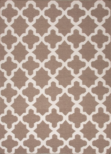 Maroc Aster MR46 Gray Brown Area Rug
