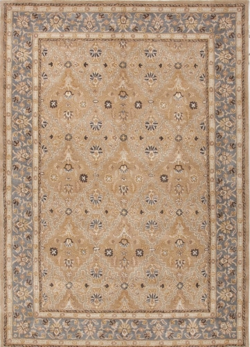 Poeme Lille PM54 Tan Area Rug