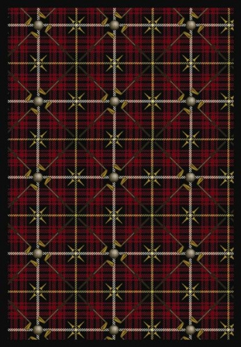 Saint Andrews - Lumberjack Red