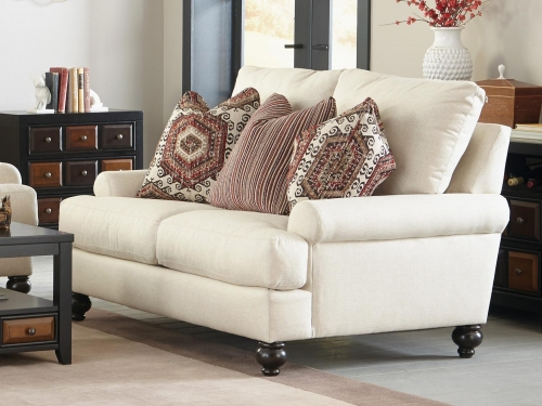 Westchester Loveseat - Chilipepper