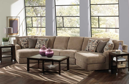 Malibu Small Piano Wedge Sectional