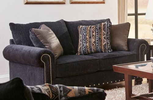 Avery Loveseat - Slate