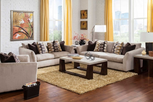 Brighton Sofa Set - Foam