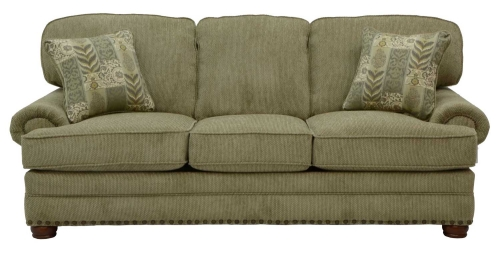 Braddock Queen Sleeper Sofa - Mineral