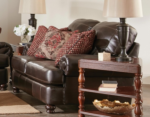 Southport Loveseat - Espresso