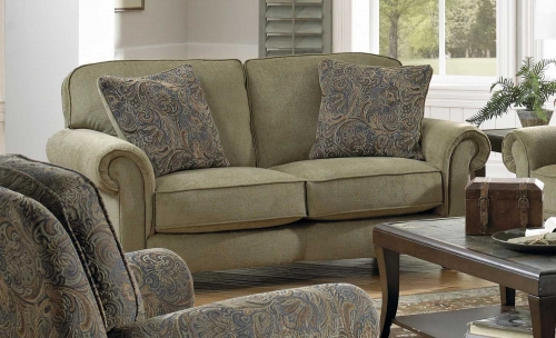 Downing Loveseat - Fern