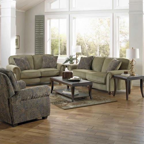 Downing Sofa Set - Fern