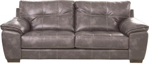 Hudson Sofa - Steel