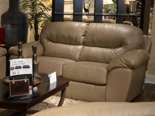 Brantley Loveseat - Putty