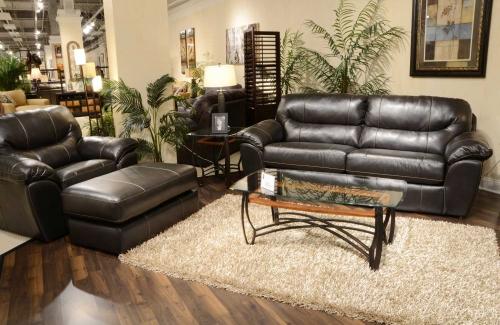 Brantley Sofa Set - Steel