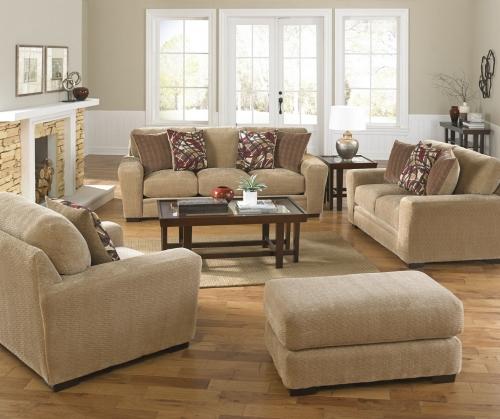 Prescott Sofa Set - Oatmeal