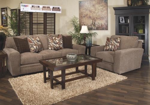 Prescott Sofa Set - Otter