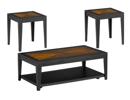 874 Series 3 Pack Tables Includes 1 Sofa and 2 End Tables