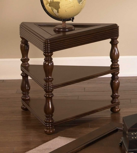 859 Series Tray Top Traditional Chair Side Table