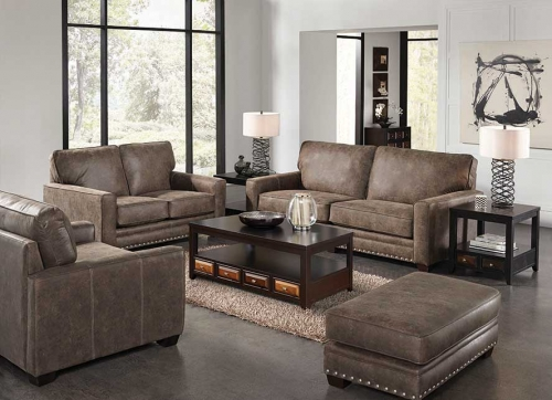 Elmsford Sofa Set - Ash