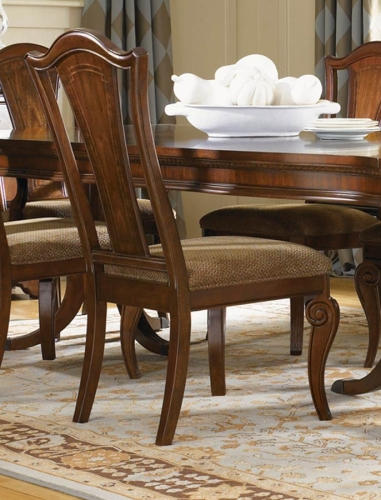 American Traditions Splat Back Side Chair