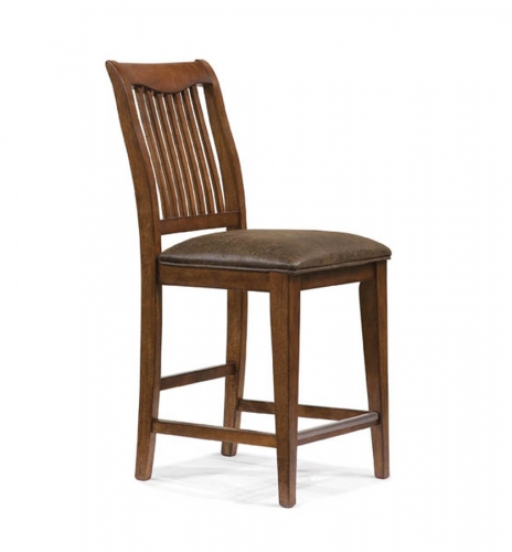 Autumn Park Slat Back Pub Chair 416 2499