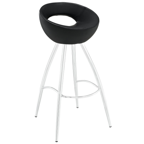 Persist Bar Stool - Black
