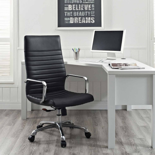 Finesse Highback Office Chair - Black