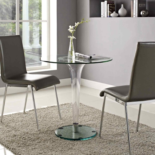 Gossamer 27.5 Side Table - Clear