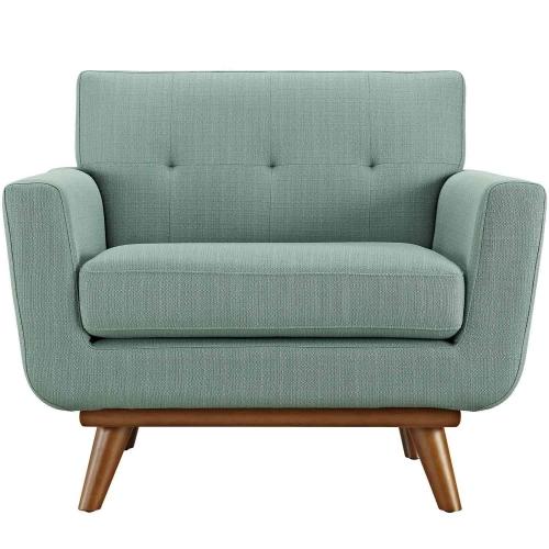 Engage Upholstered Armchair - Laguna