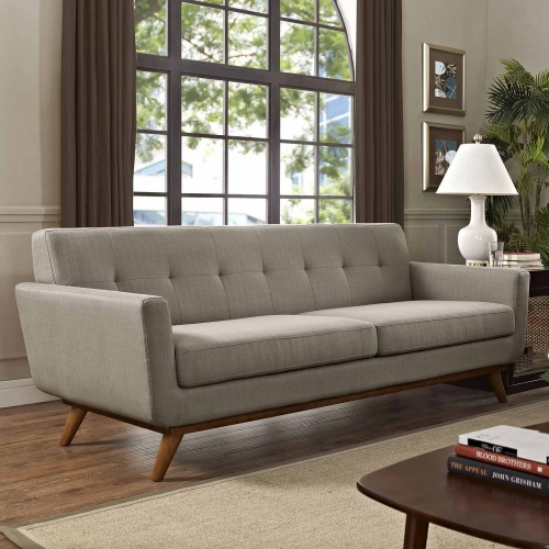 Engage Upholstered Sofa - Granite