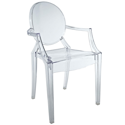 Casper Kids Chair - Clear