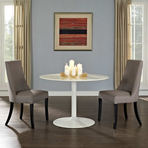 Reverie Dining Side Chair Set of 2 - Gray