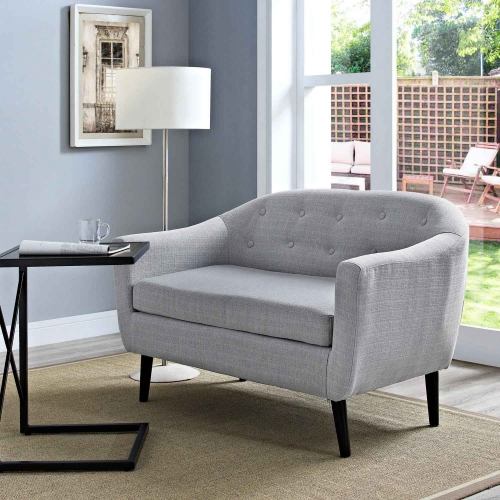 Wit Loveseat - Light Gray