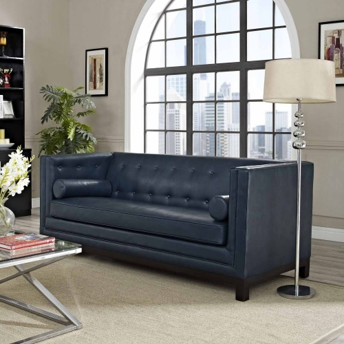 Imperial Sofa - Blue
