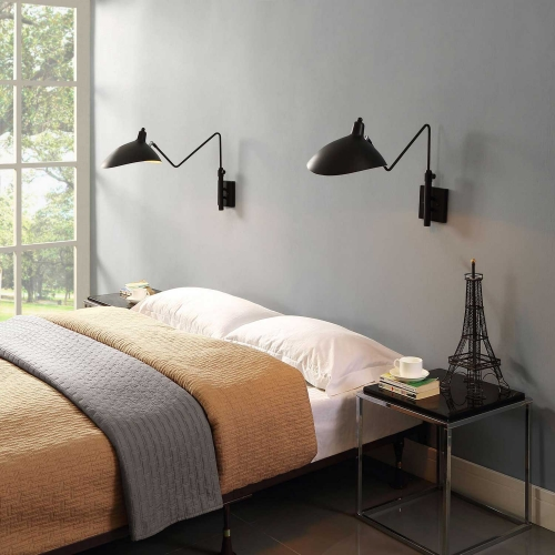 View Wall Lamp - Black