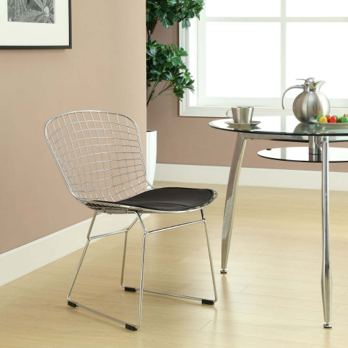 CAD Dining Side Chair - Black
