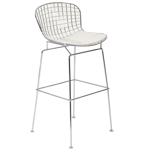CAD Bar Stool - White