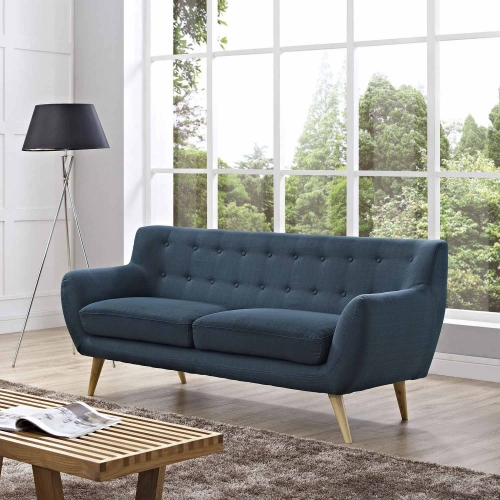 Remark Sofa - Azure