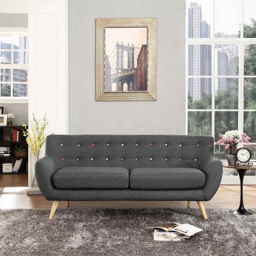 Remark Sofa - Gray